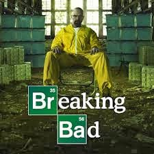 Walter White on Breaking Bad