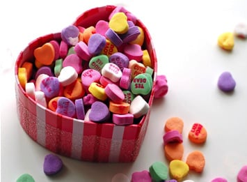 Roses are red, violets are blue, What does Valentine's Day mean to you?